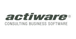 Actiware Consulting Business Software Logo